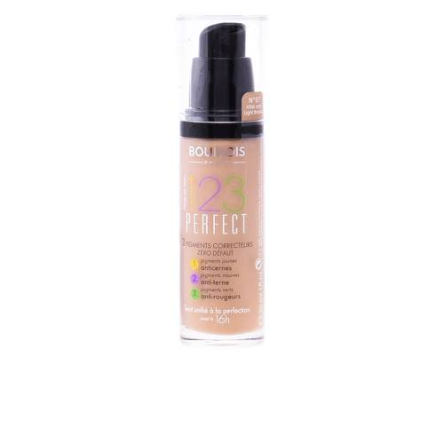 Bourjois 123 PERFECT liquid foundation  #57-light bronze 30 ml
