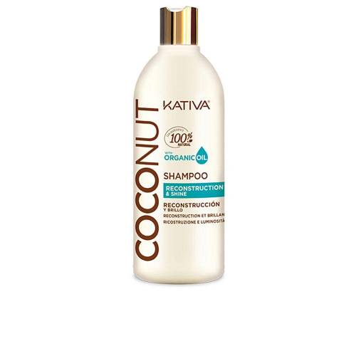 Kativa COCONUT shampoo  500 ml