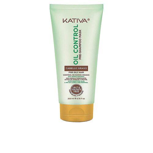 Kativa OIL CONTROL pre-shampoo mask  200 ml