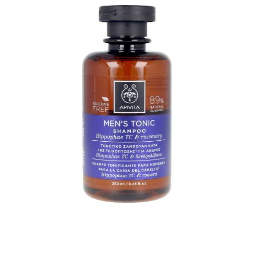 Apivita MEN TONIC shampoo  250 ml