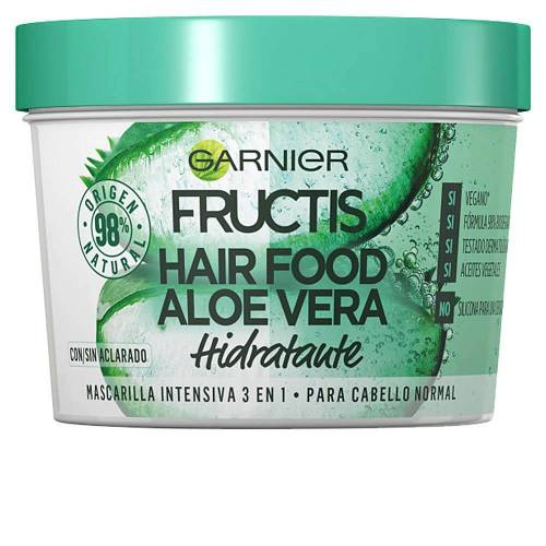Garnier FRUCTIS HAIR FOOD aloe vera mask hidratante  390 ml