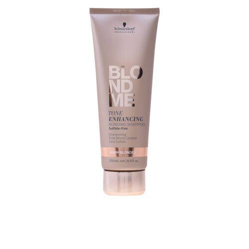 Schwarzkopf BLONDME bonding shampoo  250 ml