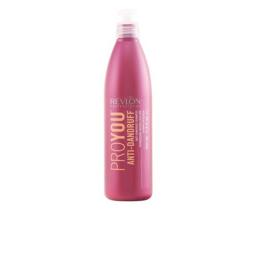 Revlon PROYOU ANTI-DANDRUFF micronized zincpyrithione shampoo  350 ml