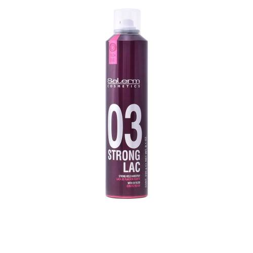 Salerm STRONG LAC 03 strong hold spray   405 ml