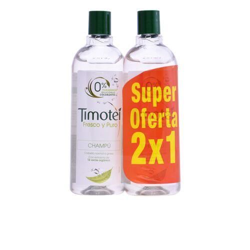Timotei FRESCO Y PURO Shampoo SET 2 x  400 ml