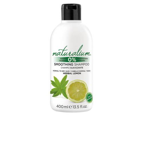 Naturalium HERBAL LEMON smoothing shampoo  400 ml