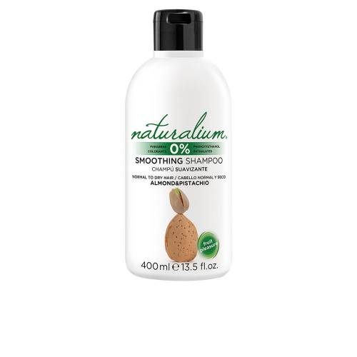 Naturalium ALMOND & PISTACHIO smoothing shampoo  400 ml