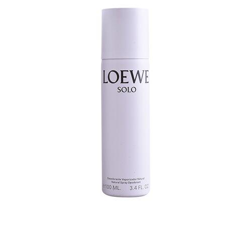 Loewe SOLO LOEWE deo spray  100 ml