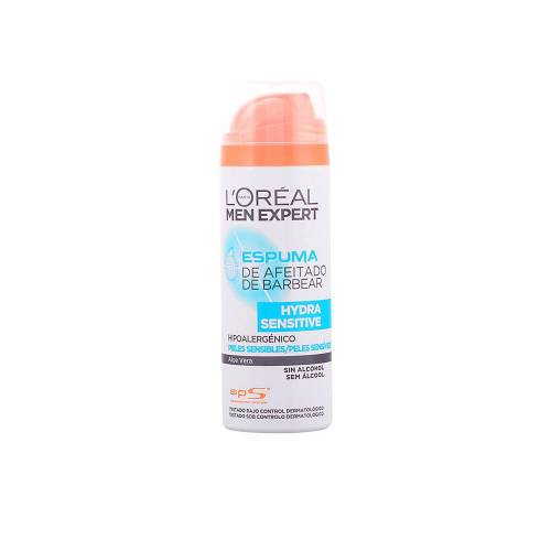 L'Oreal Make Up MEN EXPERT hydra sensitive after-shave foam  200 ml
