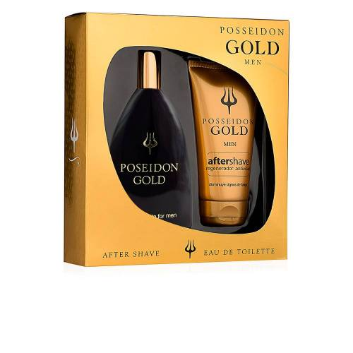 Posseidon POSEIDON GOLD FOR MEN SET  2 pz
