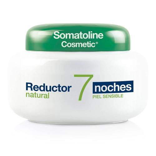 Somatoline REDUCTOR NATURAL 7 NOCHES piel sensible  400 ml