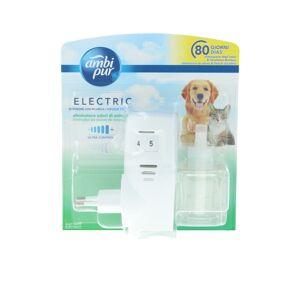 Ambi Pur ELECTRICO ambientador completo  #pet care 21.5 ml