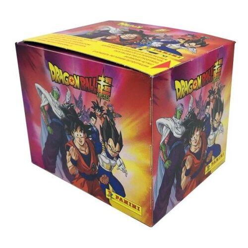 Dragon Ball Super Stickerkollektion - Box mit 36 Tüten