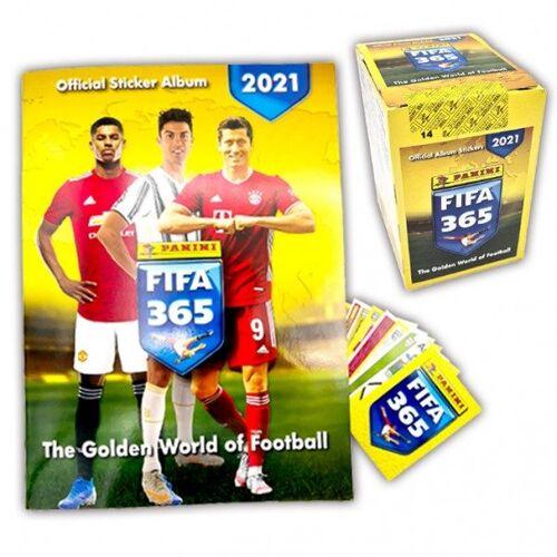 Panini FIFA 365™ Stickerkollektion 2021 – Box-Bundle