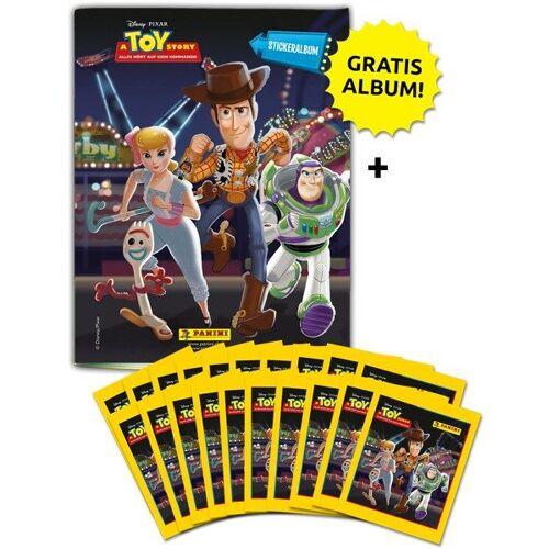 Disney Toy Story 4 - Sticker und Sammelkarten - Sammelbundle