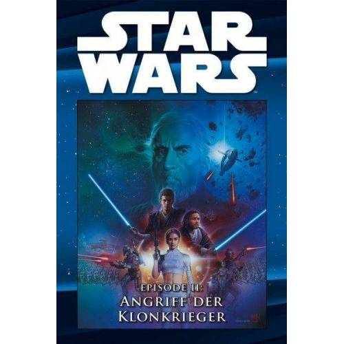 Star Wars Comic-Kollektion 25 - Episode II - Angriff der Klonkrieger
