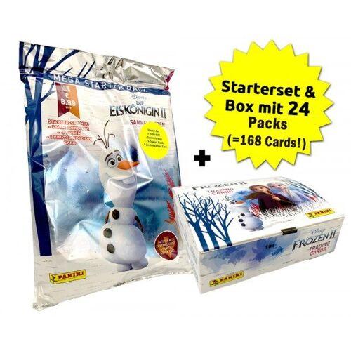 Disney - Die Eiskönigin 2 - Trading Cards - Eiskönigin-Cards-Bundle