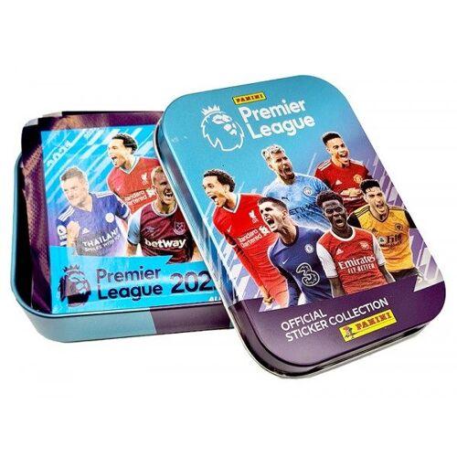 Premier League 2021 Stickerkollektion – Pocket-Tin