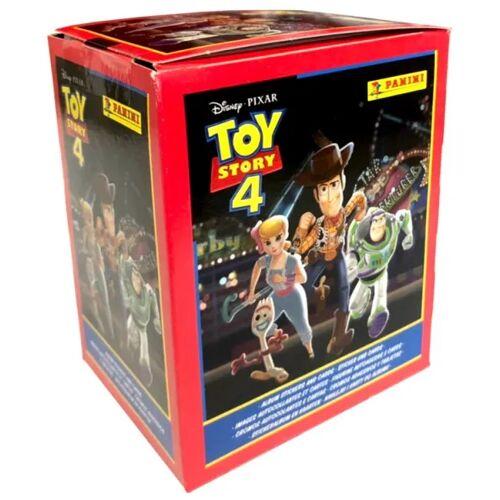Disney Toy Story 4 - Sticker- und Sammelkarten-Box