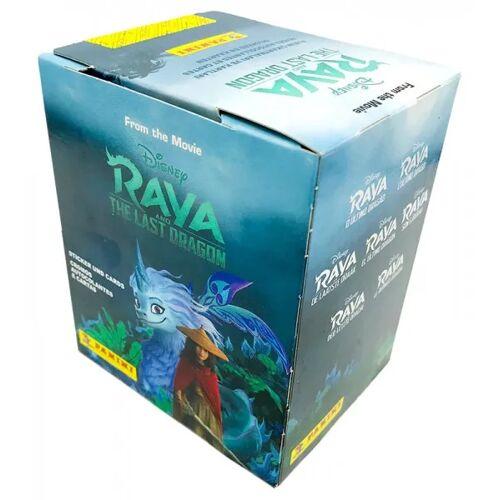 Disney - Raya und der letzte Drache - Sticker und Cards - Box