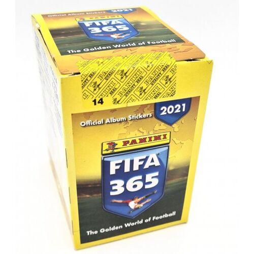Panini FIFA 365™ Stickerkollektion 2021 – Box