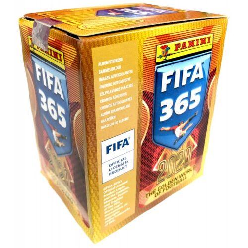 Panini FIFA 365 2020 Stickerkollektion – Box