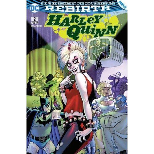 Harley Quinn 2 - Undercover-Punker