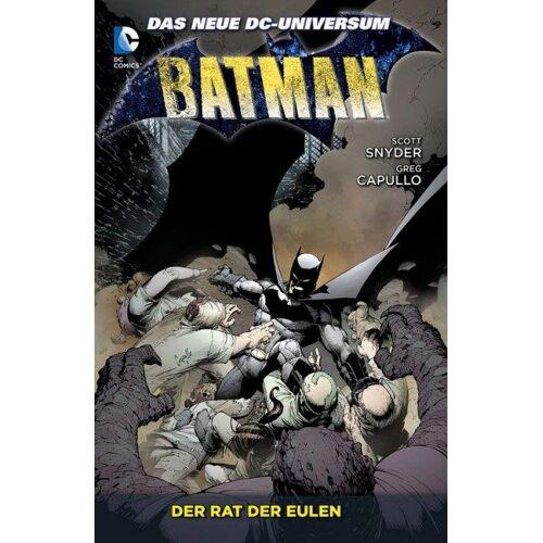 Batman 1 - Der Rat der Eulen