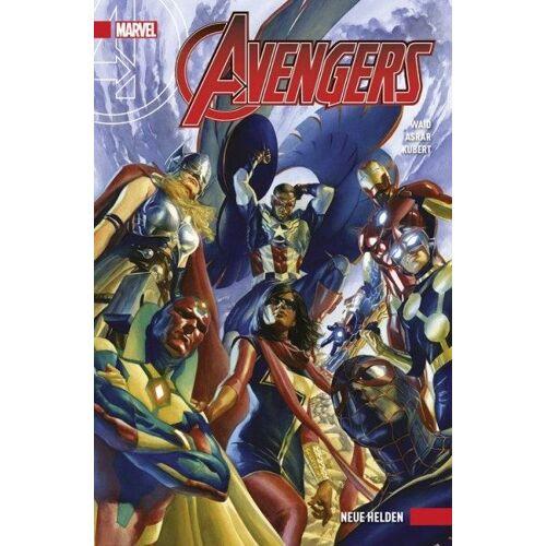 Avengers Paperback 1 (2017) - Neue Helden