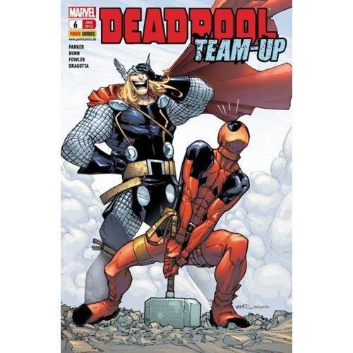 Deadpool Sonderband 6 - Deadpool Team-Up 2