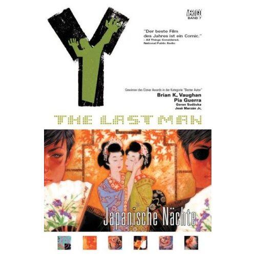 Y - The Last Man 8 - Japanische Nächte