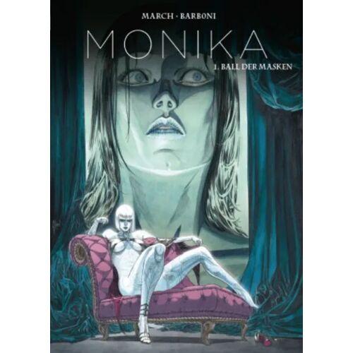 Monika 1 - Ball der Masken