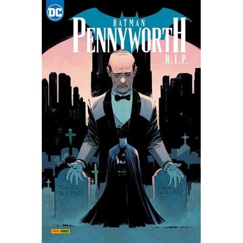 Batman Sonderband - Pennyworth R.I.P.