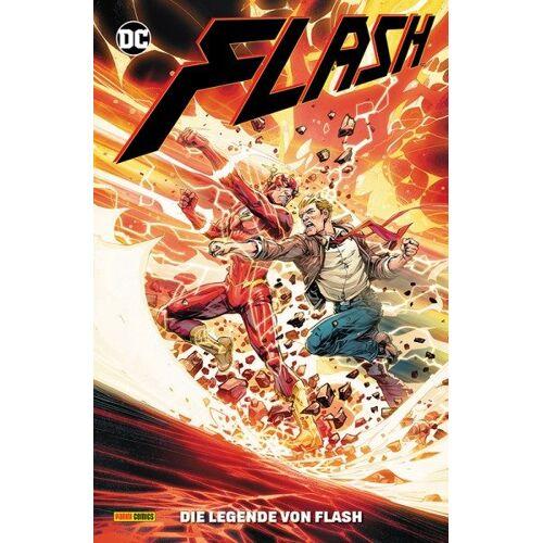 Flash 15 - Die Legende von Flash