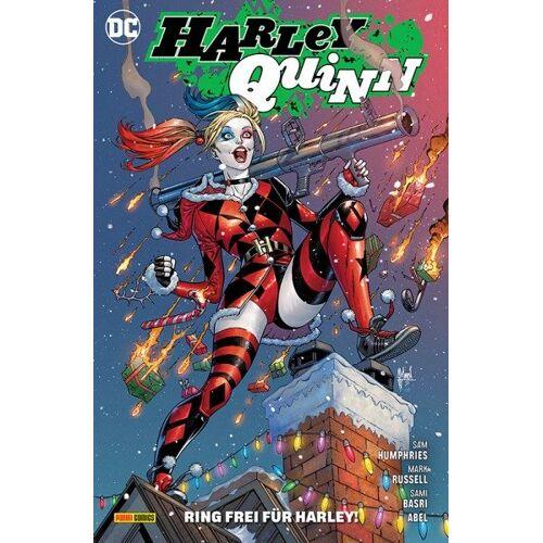 Harley Quinn 12 - Ring frei für Harley!