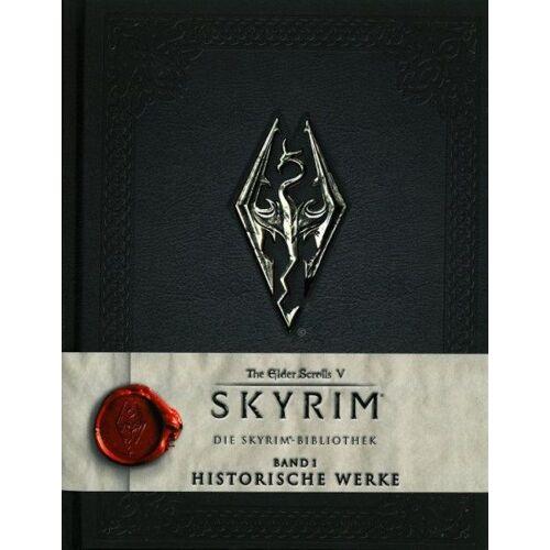 Skyrim - Die Skyrimbibliothek 1 - Historische Werke