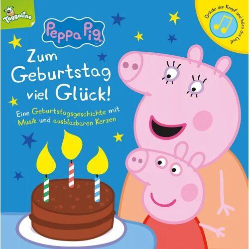 Peppa Pig - Zum Geburtstag viel Glück! Eine Geburtstagsgeschichte