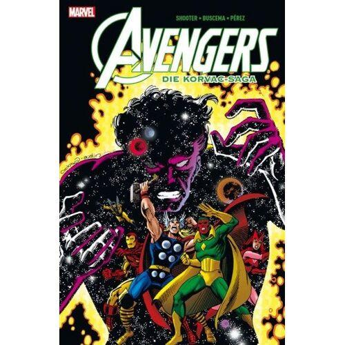Avengers - Korvac-Saga