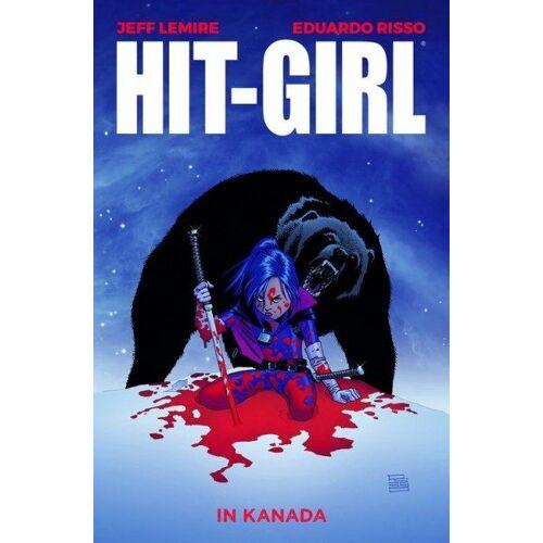 Hit-Girl in Kanada