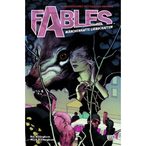 Fables 3 - Märchenhafte Liebschaften