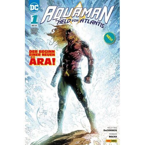 Aquaman - Held von Atlantis 1 - Stille Wasser