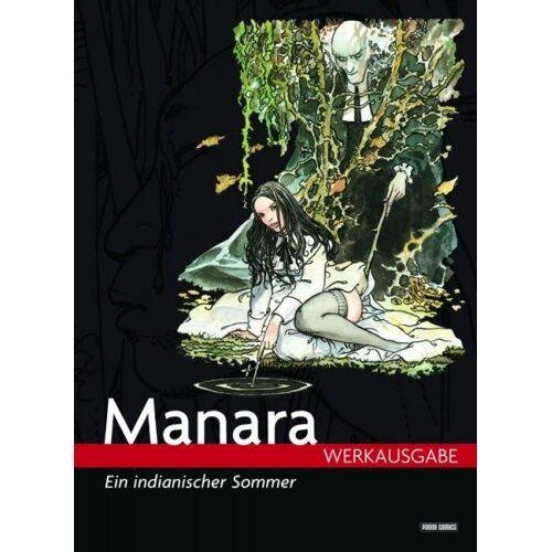 Milo Manara Werkausgabe 2 - Ein indianischer Sommer