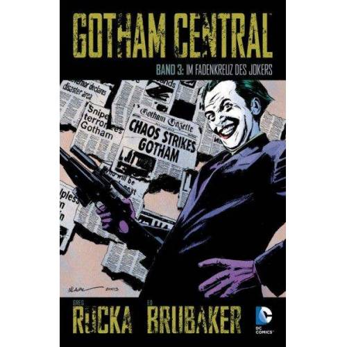Gotham Central 3 - Im Fadenkreuz des Jokers