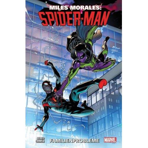Miles Morales - Spider-Man 3 - Familienprobleme