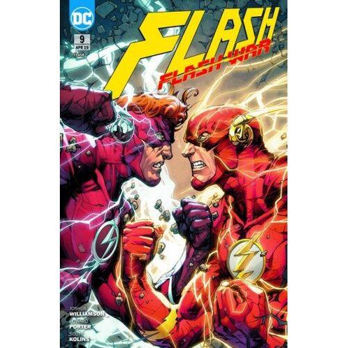 Flash 9 - Flash War