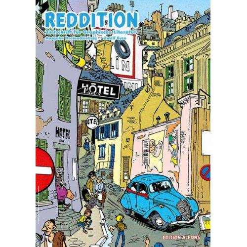 Reddition 73 - Dossier Maurice Tillieux