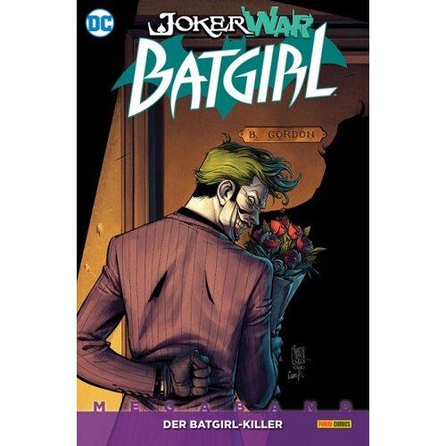 Batgirl Megaband 5 - Der Batgirl-Killer