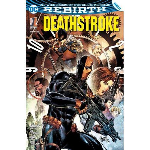 Deathstroke 1 (2017) - Der Profi