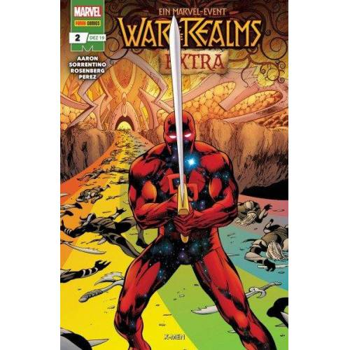 War of the Realms Extra 2 - X-Men