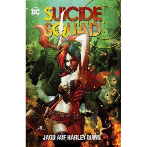 Suicide Squad - Jagd auf Harley Quinn